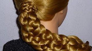 Easy Frisurendutt Mit Duttkissen Machen Für Mittellanges Haar