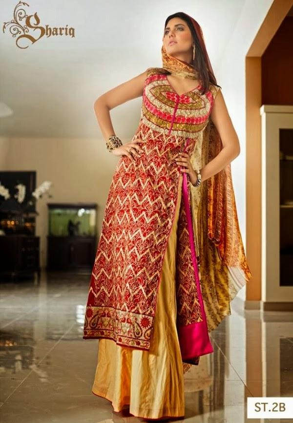 Girls-Women-Wear-Beautiful-New-Winter-Autumn-Clothes-2013-14-by-Shariq-Textile-10