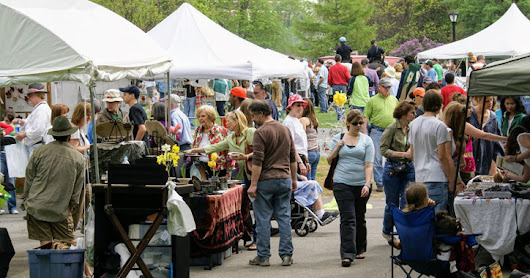 Attend a Festival & See What Else is Happening in the Capital Region Over Mother's Day Weekend: May 11 - 13