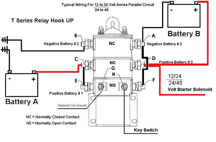Delco 24 Volt Starter Wiring Diagram - Wiring DiagramWiring Diagram