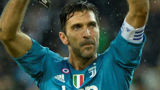 [EN] Gianluigi Buffon has announced he will retire from football at the end of the season - Serie A - SofaScore Forum (beta)