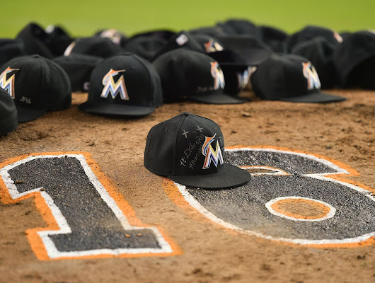 16 must-see photos from Marlins' emotional Fernandez tribute