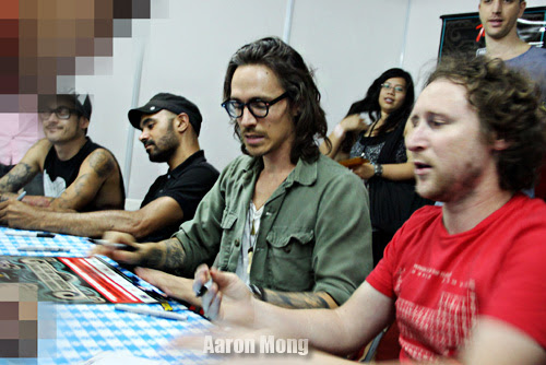 meet and greet incubus