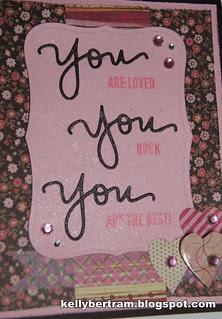 Birthday Card for a Girl