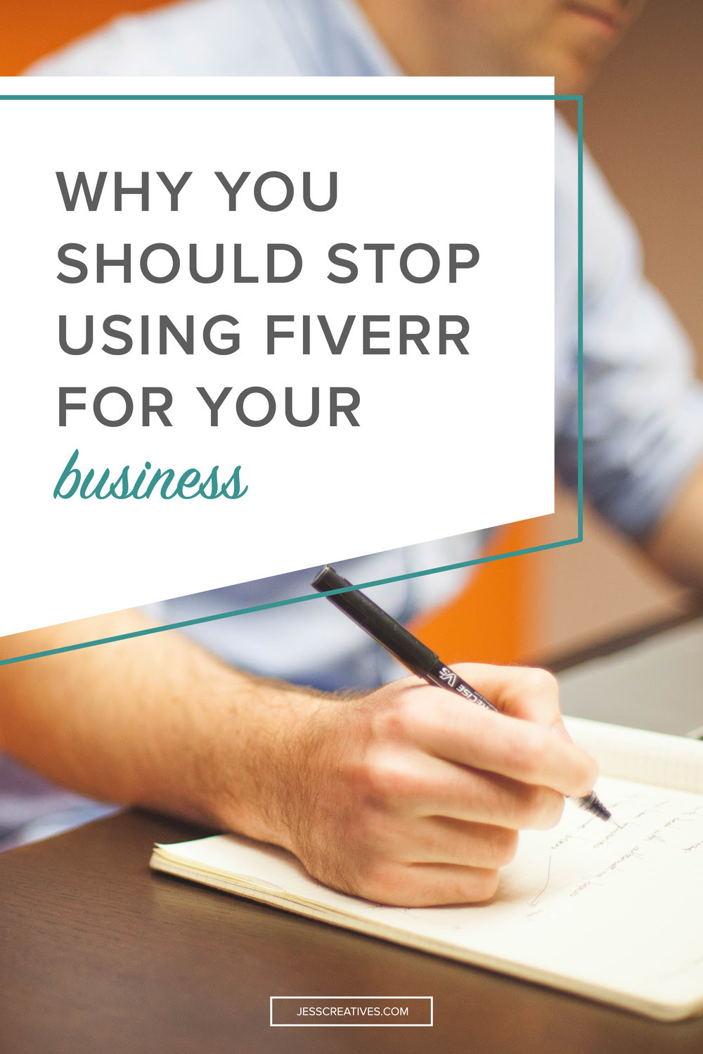 Why You Should Stop Using Fiverr For Your Business Jess Creatives