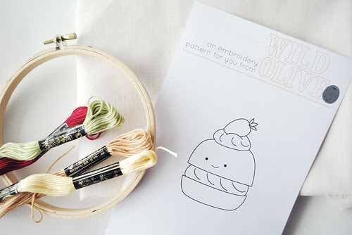 cream puff embroidery