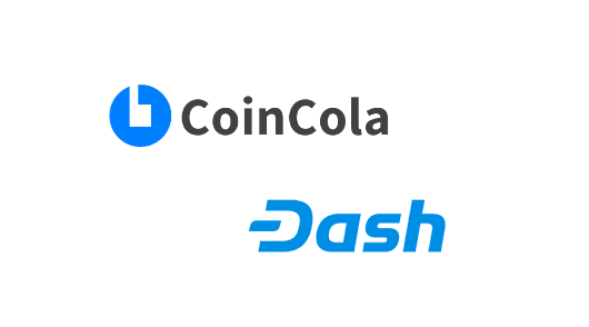 Crypto exchange CoinCola adds support for DASH