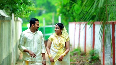Kerala Wedding Saree   EK Green Silk Saree   Kerala