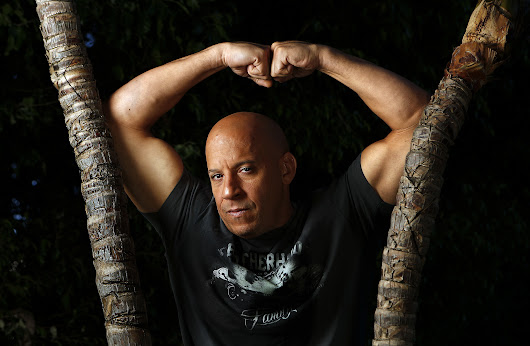 Vin Diesel on 'Fate of the Furious' and his feud with The Rock: 'I'm a good scapegoat'