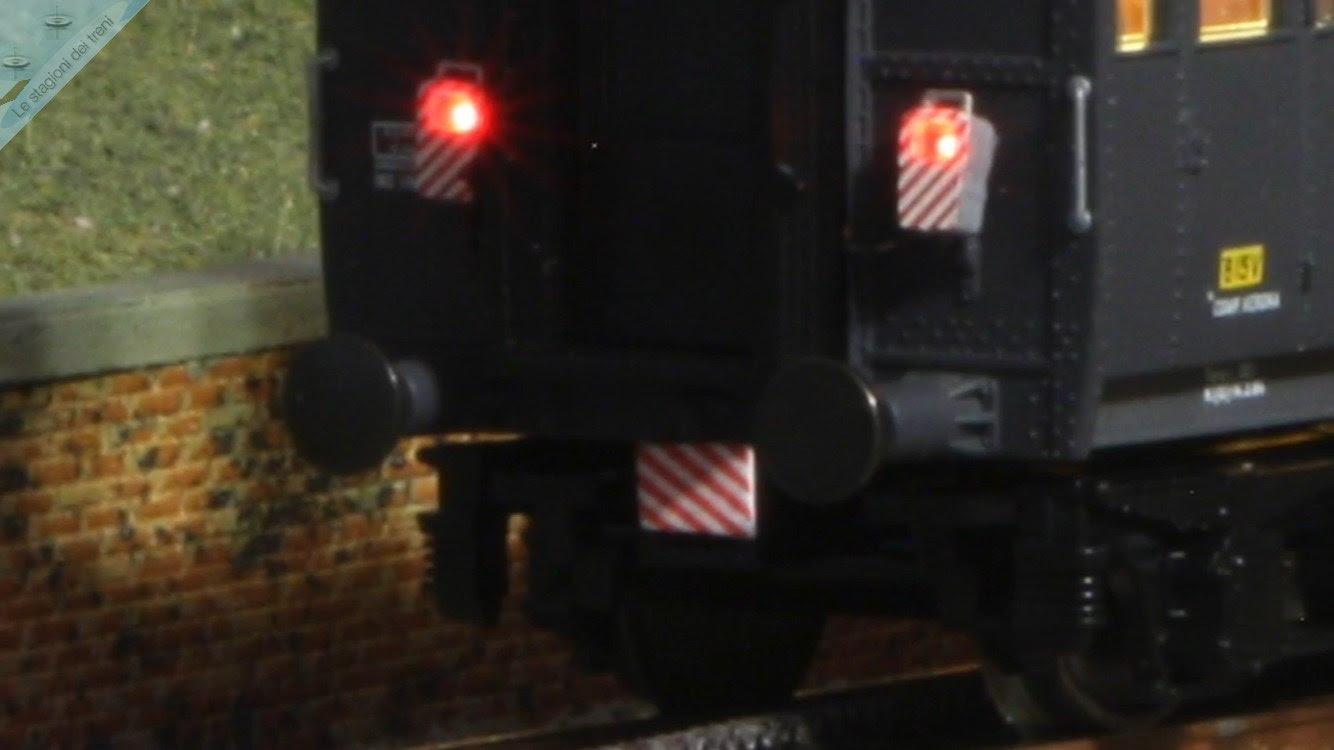 Le Stagioni dei Treni - Fotografie - Lanterne di coda Almrose