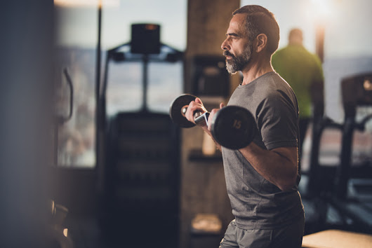Let exercise 'work out' prostate problems