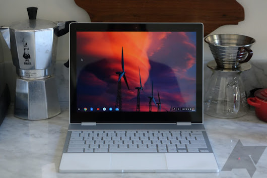 The Pixelbook is being used to test Google's Fuchsia OS