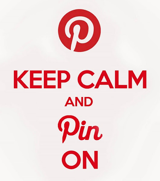 Finally Joined Pinterest - Cliff Satell