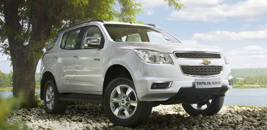 Sponsored Video: Chevrolet TrailBlazer, Master of SUVs - ABRITION