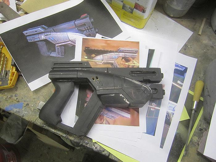 M-3 Predator Heavy PistolIMG_4966