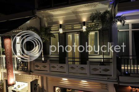 The One Hotel Angko facade 3