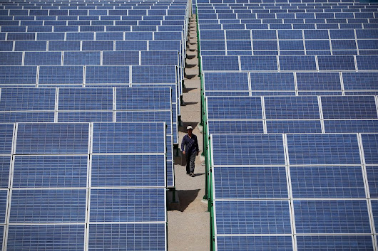 China Pushes Solar to the Roof as Bigger Plants Stay Idle