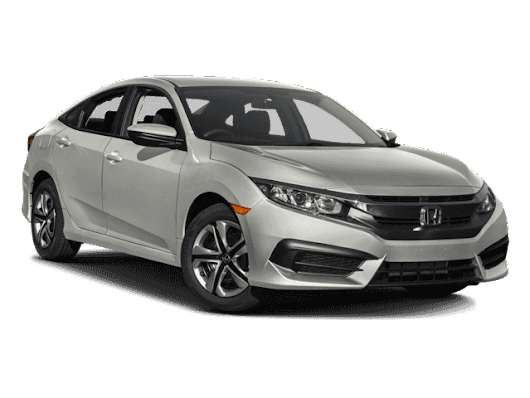New 2016 Honda Civic Sedan LX FWD 4dr Car