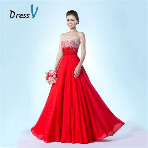 Wholesale Red Bridesmaid Dresses Cheap A Line Sweetheart