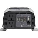 Cobra - Professional 1000W Power Inverter - Black/Gray