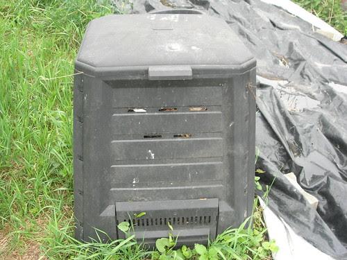Schnellkomposter Terra Preta Nova Kompostierung