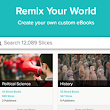 Slicebooks Launches Slicebooks Store in Private Beta, Featuring the World's First eBook Remixer