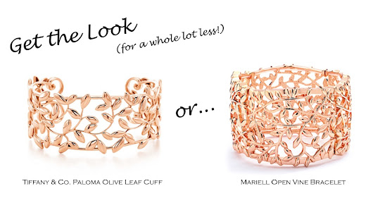 Get the Look: Tiffany & Co. Bracelets