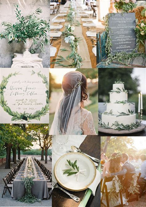 Olive Branch Wedding   Polka Dot Bride