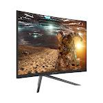 "Viotek GN24CB 24"" Curved Gaming Monitor, 144Hz, 1080p, 2 x HDMI, DP, FreeSync, VESA Mount"
