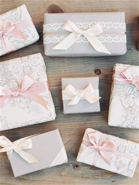 25  best ideas about Wedding Gift Wrapping on Pinterest