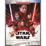 Star Wars: The Last Jedi [Includes Digital Copy] [Blu-ray]