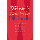 Webster's New Pocket Dictionary [Book]