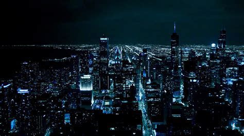 Chicago in der Nacht wallpaper   AllWallpaper.in #421   PC