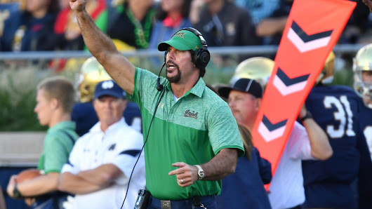 Brian VanGorder Fired From Notre Dame; Greg Hudson Assumes Defensive Coordinator Position