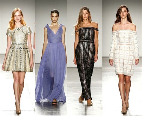 Wedding Guest Style Inspo from New York Fashion Week
