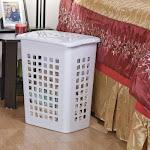 Sterilite 12238004 LiftTop Laundry Hamper