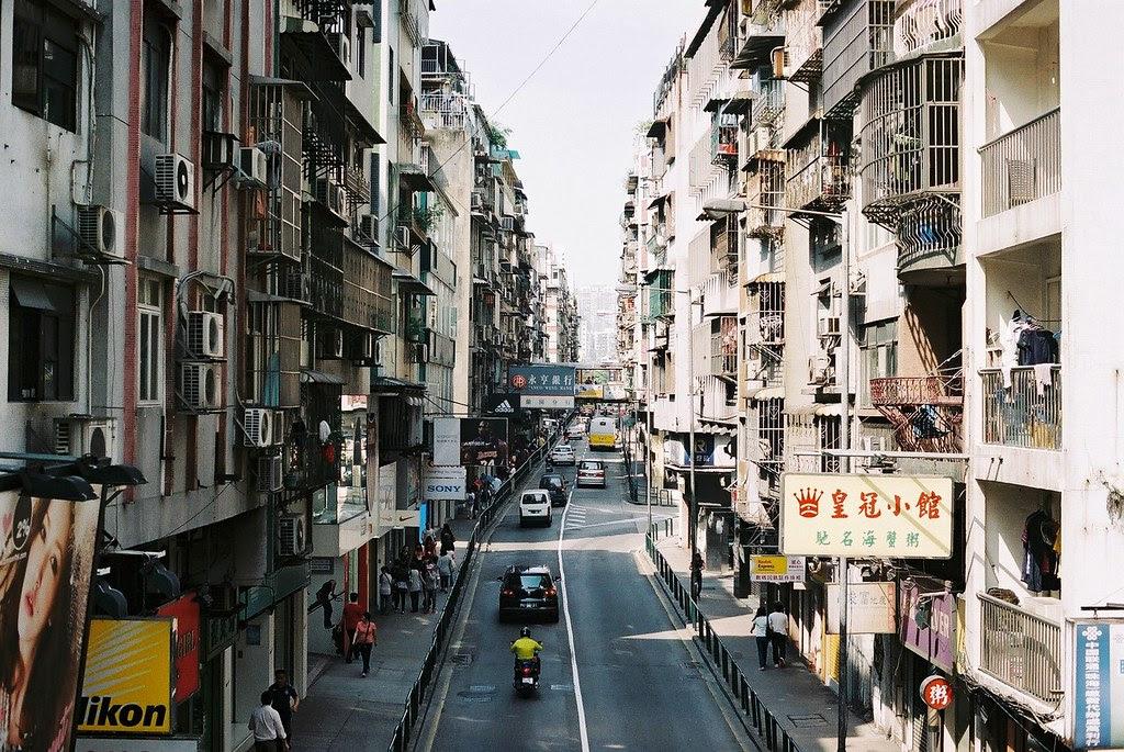 Street in Macau