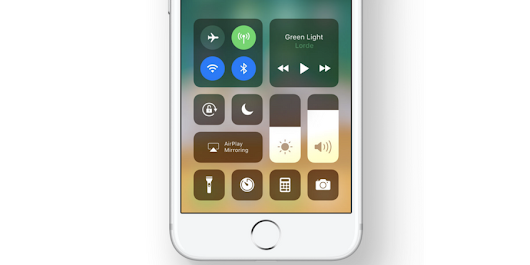 Control Center Buttons in iOS 11 don't actually turn off Wi-Fi or Bluetooth, but disconnect device