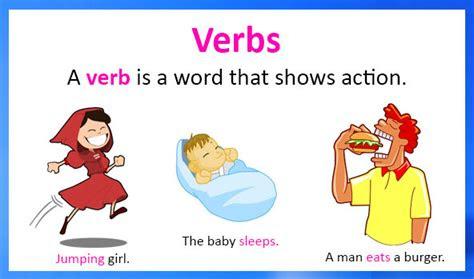 kata kerja bahasa inggris