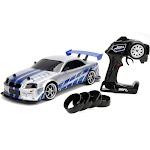 Jada Toys - Fast and Furious 1:10 Drift R/c- Nissan Skyline GT-R