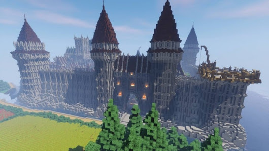 Epic Medieval City – Minecraft Building Inc
