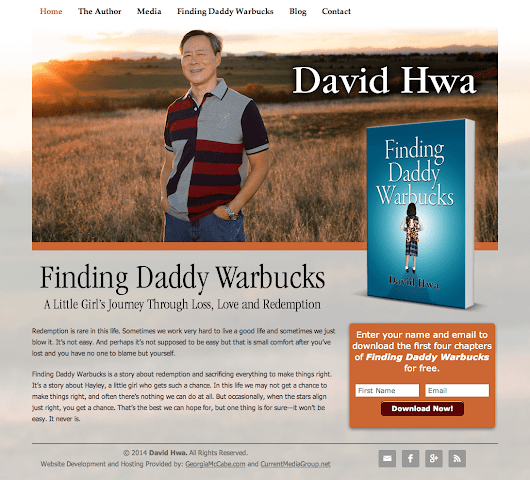 David Hwa - Finding Daddy Warbucks