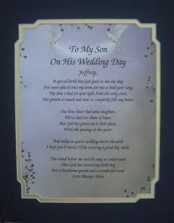 Poems For Son In Law On Wedding Day - luadeneonblog blogspot com