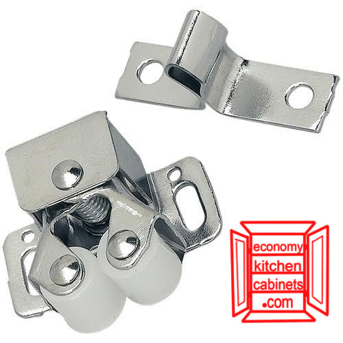 How to Adjust or Replace Cabinet Latches « Economy Kitchen ...