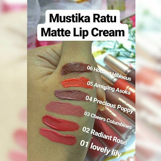 "[EVENT REPORT] Afternoon Soiree "" What's your lipstick Philosophy? "" with Mustika Ratu"