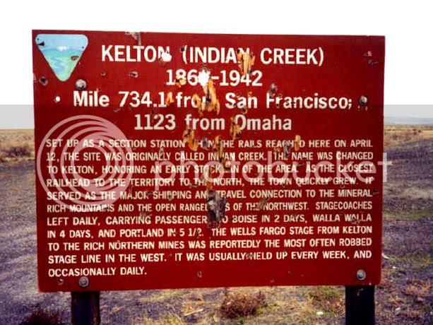 Kelton Sign