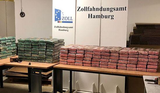 Kokain Handel