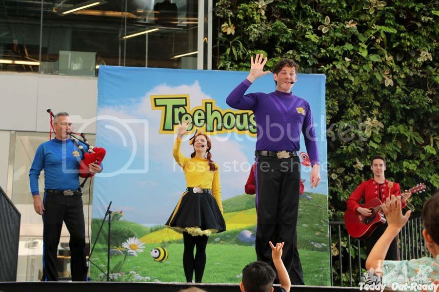 The Wiggles Performance