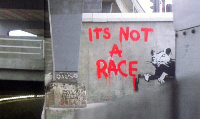 Its Not A Rat Race
