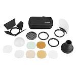Flashpoint Evolv 200 Round Head Accessory Kit - Godox AK-R1